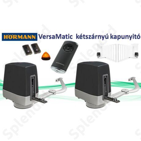 HÖRMANN VersaMatic szárnyaskapu meghajtás SZETT + SK biztonsági csomaggal