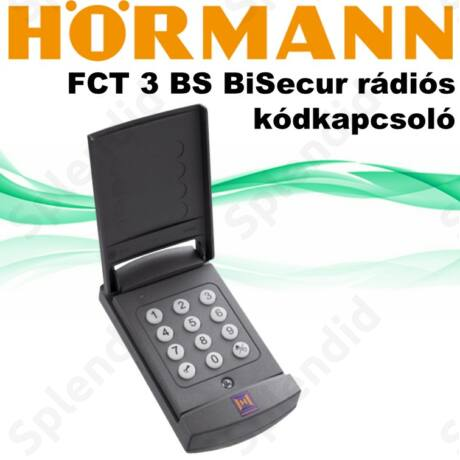 HÖRMANN FCT 3 BS BiSecur rádiós kódkapcsoló