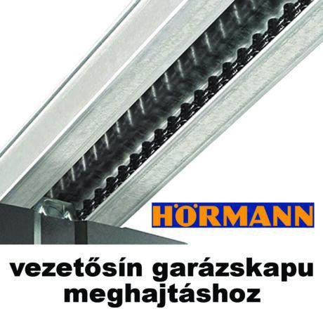 Hörmann FS10 M egy részes közepes hosszú vezetősín