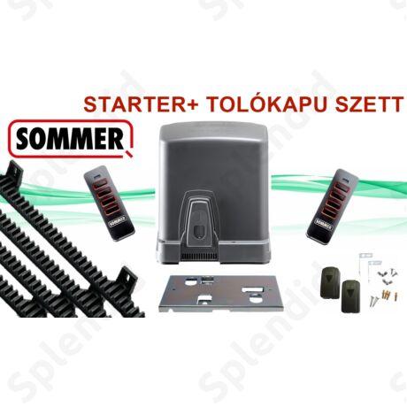 SOMMER Starter+ TOLÓKAPU SZETT