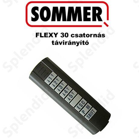 SOMMER Flexy 30 csatornás távirányító