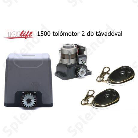 Torlift 1500 tolómotor 2 db távadóval