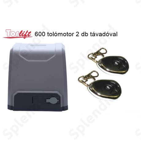 Torlift 600 tolómotor 2db távadóval