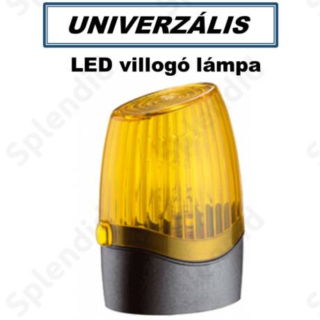 Stagnioli villogó lámpa