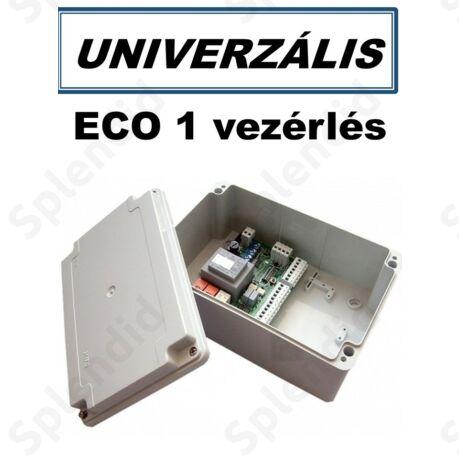 Eco 1 egymotoros vezérlő